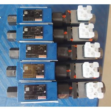 REXROTH 4WE 6 T6X/EW230N9K4 R900936249 Directional spool valves