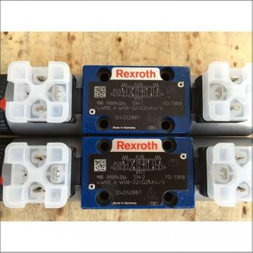 REXROTH 4WMM 6 H5X/F R900472755 Directional spool valves