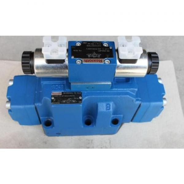 REXROTH 4WE6U6X/EW230N9K4/B10 Valves #2 image