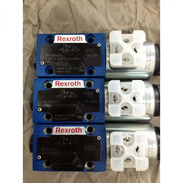 REXROTH 4WE 6 WB6X/EG24N9K4 R900950843 Directional spool valves #2 image