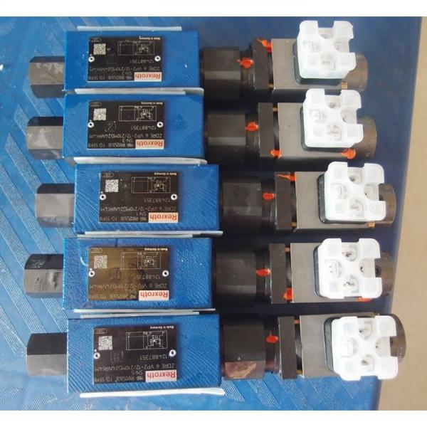 REXROTH 4WE6E7X/HG24N9K4/B10 Valves #1 image