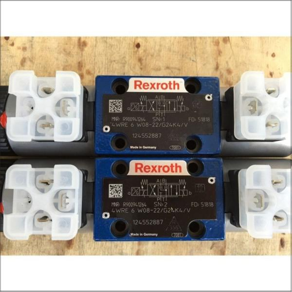 REXROTH 4WE 10 U3X/CW230N9K4 R900909906 Directional spool valves #2 image