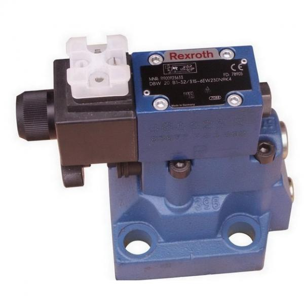 REXROTH 4WE 10 E3X/CW230N9K4 R900911869 Directional spool valves #2 image